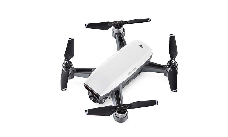 DJI Spark Mini Quadcopter Drone