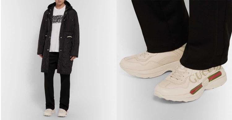 Bold Logo Sneaker Trend 1