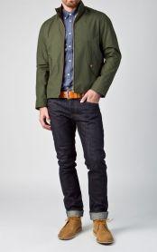 Harrington Jacket Outfit Inspo 10