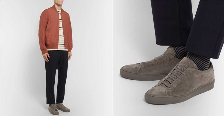 Minimalist Sneaker Trend 2