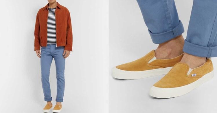 Suede Sneaker Trend 3