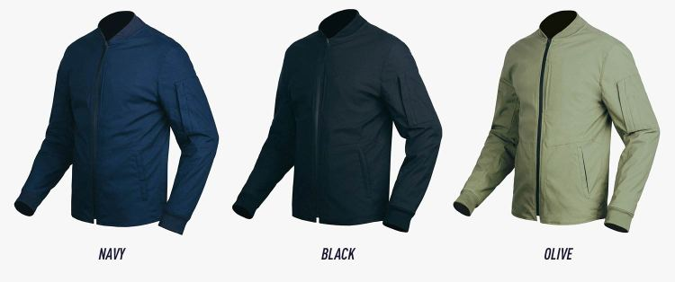 The Mission Bomber Colorways