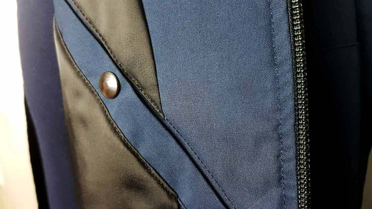 The Mission Bomber Inside Pocket