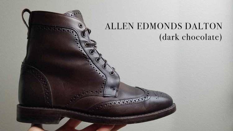 Allen Edmonds Dalton Boot