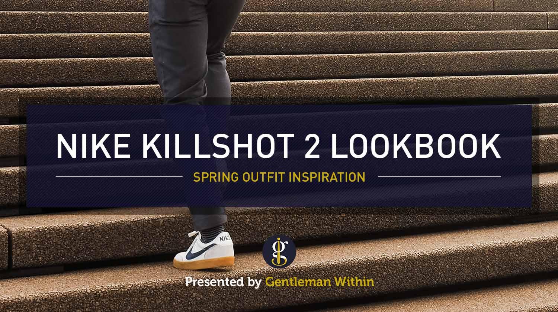 nike sportswear killshot 2