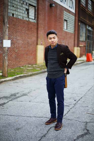 Taft Smart Casual Outfit 1