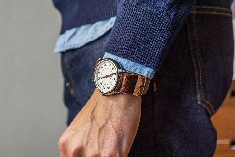 Timex Weekender Style and Aesthetic