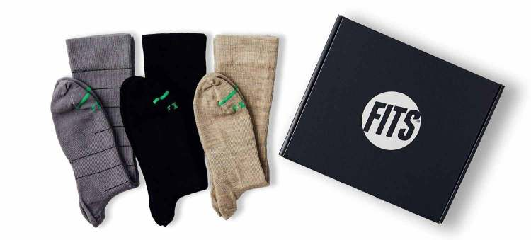 FITS Socks Father's Day Gift Pack 1