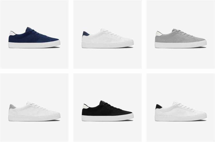 Greats Royale Knit Colorways