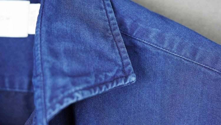 Mott & Bow Wythe Button Up Shirt Detail