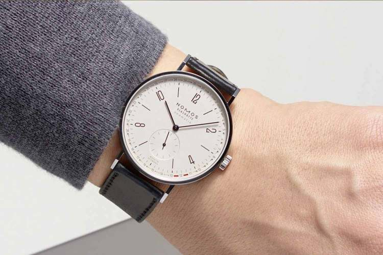 Nomos Tangente Neomatik 41 Update Dress Watch