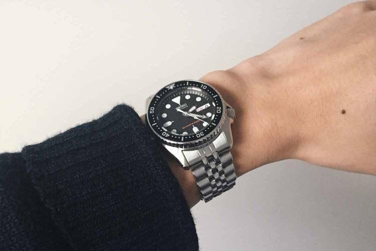 Seiko SNK007 Diver Watch
