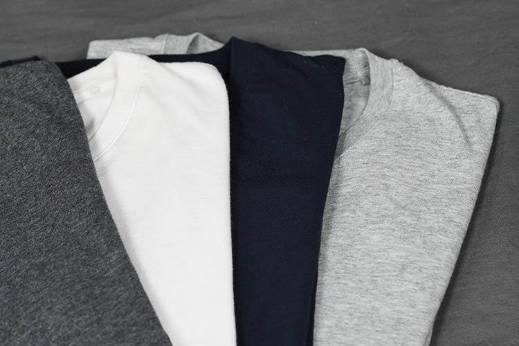My Uniqlo Supima Cotton T-Shirt Collection