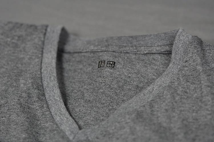 Supima Cotton T-Shirt V-Neck