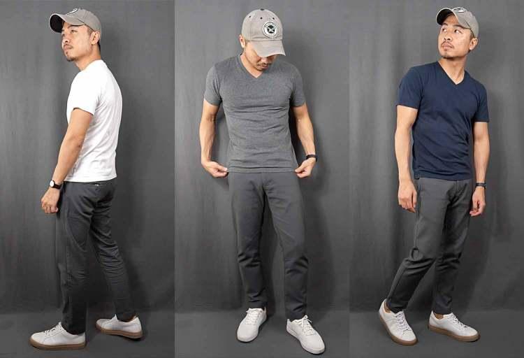 Uniqlo Supima Cotton T-Shirt Fit
