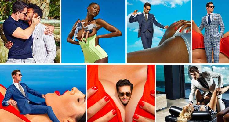 Suitsupply Advertising Sexual Offensive Outrageous