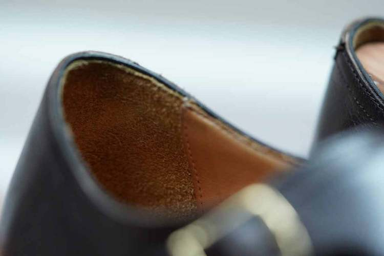 Suitsupply French Binding Detail