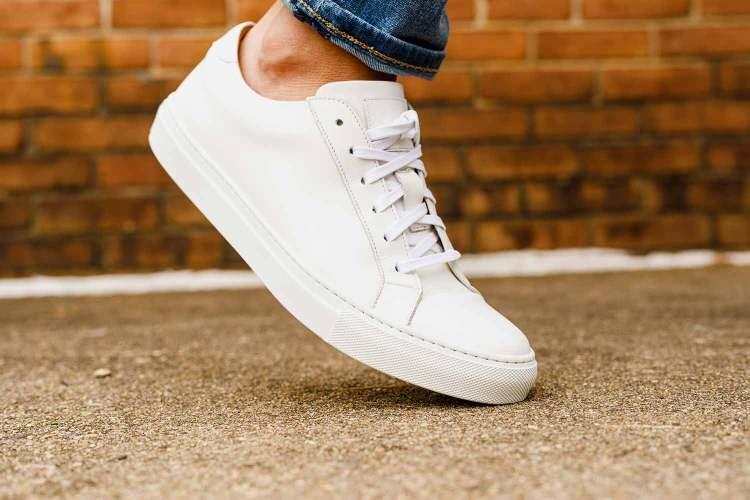 ace Marks Duke Sneaker On Feet Bonus