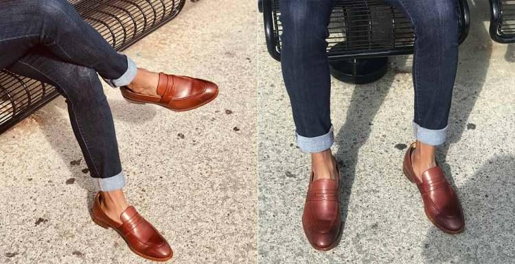 Beckett Simonon Cohen Loafer On Feet