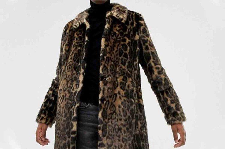 Faux Fur Fashion Statement
