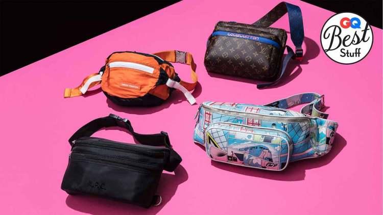 gq fanny packs fashion trend