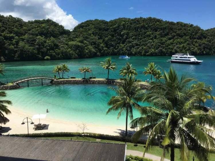 Palau Travel