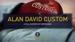 Review: My Alan David Custom Suit Experience | GENTLEMAN WITHIN