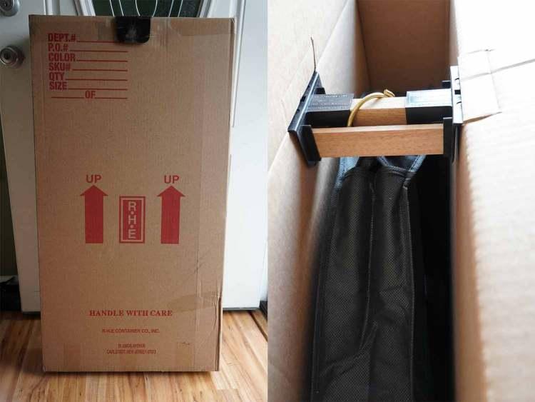 alan david custom shipped packaging