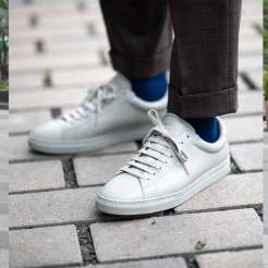 minimalism grey sneakers loafers