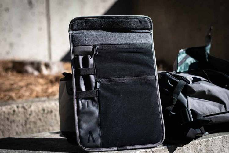 boundary supply interactive fieldspace travel organizer