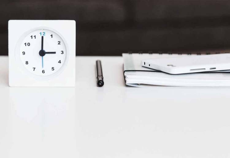 tip 1 set your hours clock