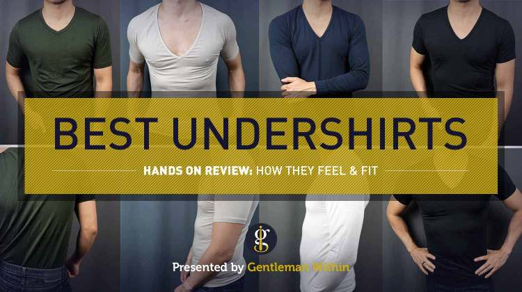 8 Best Undershirts for Men that Stay Tucked In 2020 (Tested & Compared) | GENTLEMAN WITHIN