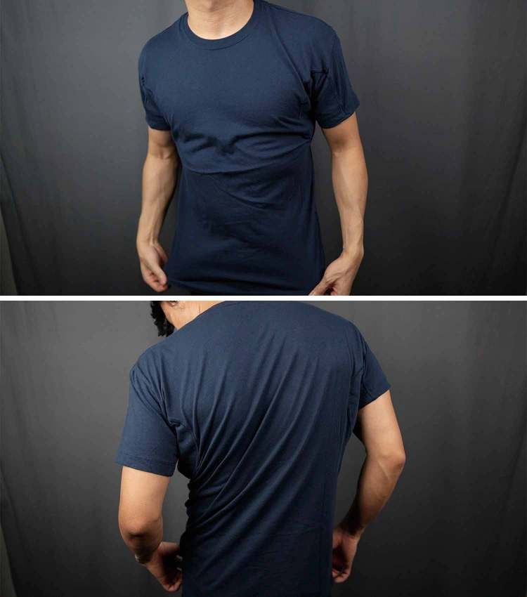 thompson tee undershirt fit