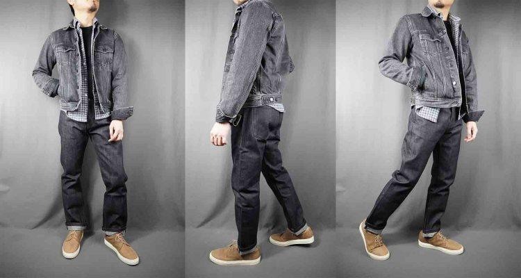 unbranded brand ub201 selvedge jean 2
