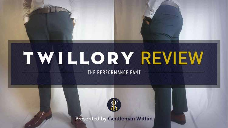 Twillory Performance Pants Review (Most Versatile Pants Ever?) | GENTLEMAN WITHIN
