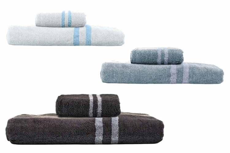 mizu towel color options