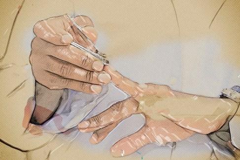 nail-cipping