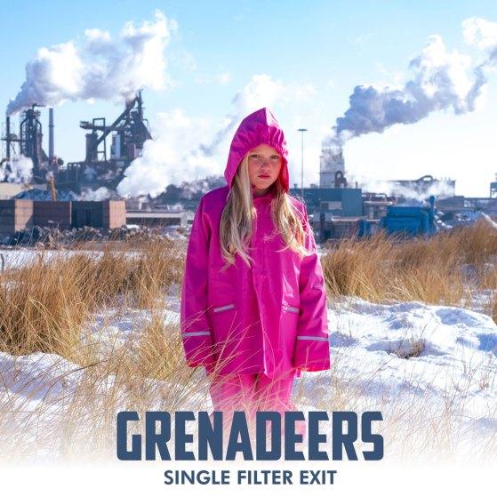 Grenadeers - Single Filter Exit - Artwork