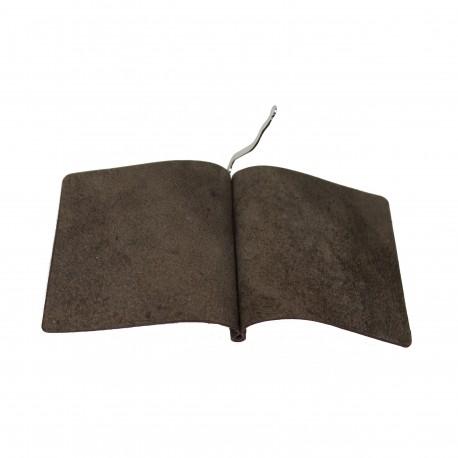 portofel bancnote din piele naturala f050 brown 2