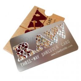 12710 card grinder metalic raw