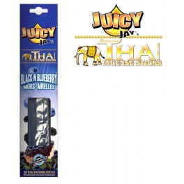 juicy jay incense black n blueberry 20 min