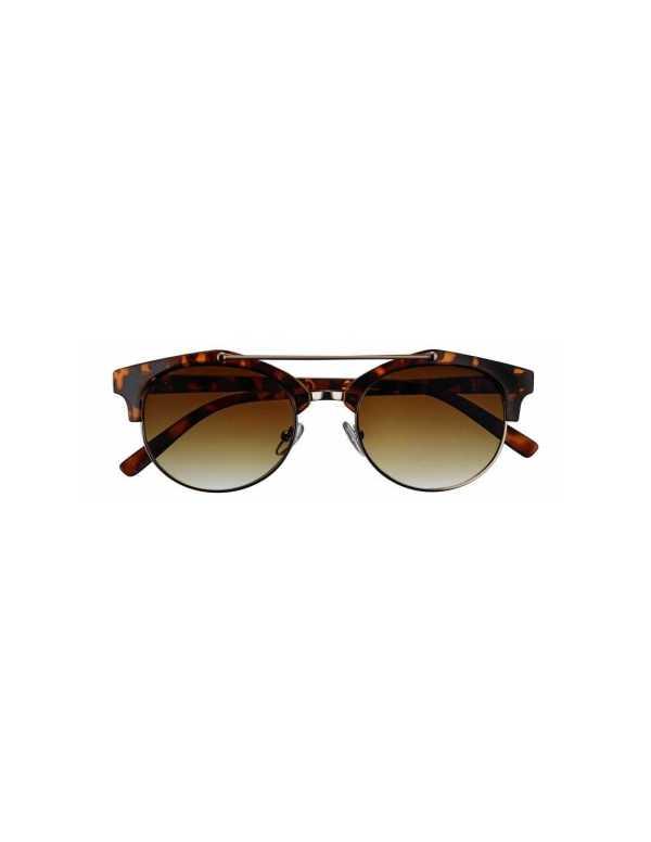 zippo brown sunglasses with brow bar 1 min
