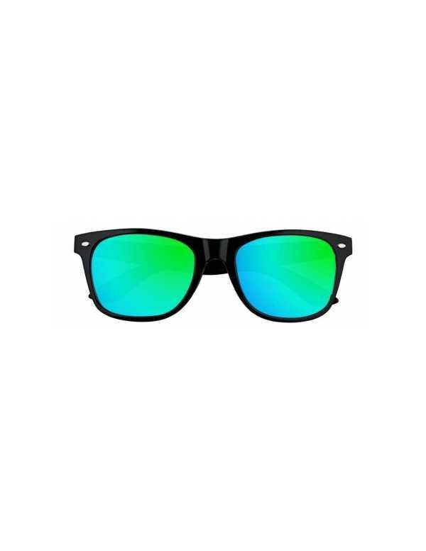 zippo green multicoated classic sunglasses 1