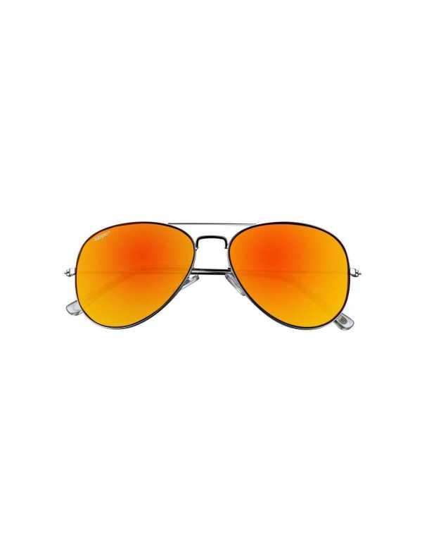 zippo orange multicoated pilot sunglasses 1 min