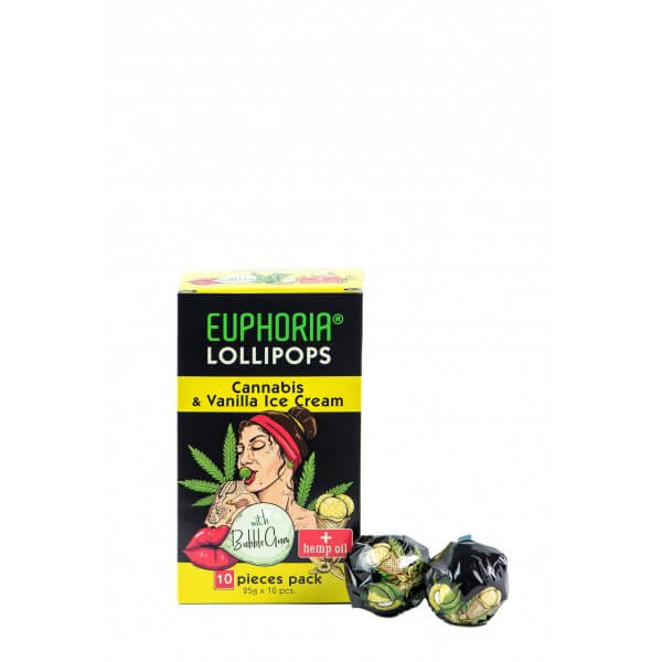 acadea cu guma aroma de vanilie 1