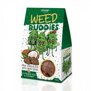 weed buddies cu lapte 100g 1