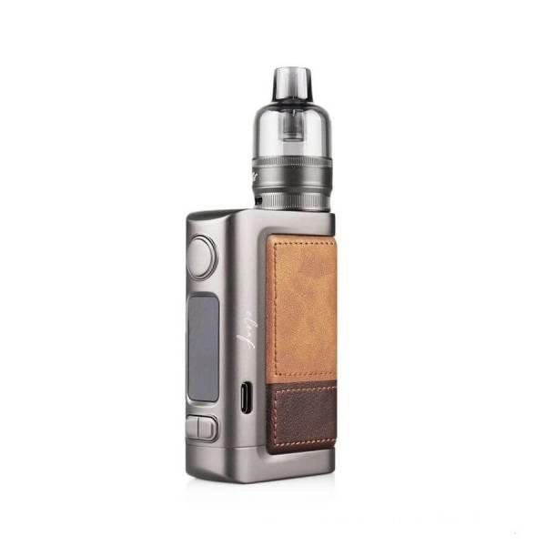 kit istick power2 80w eleaf light brown 1