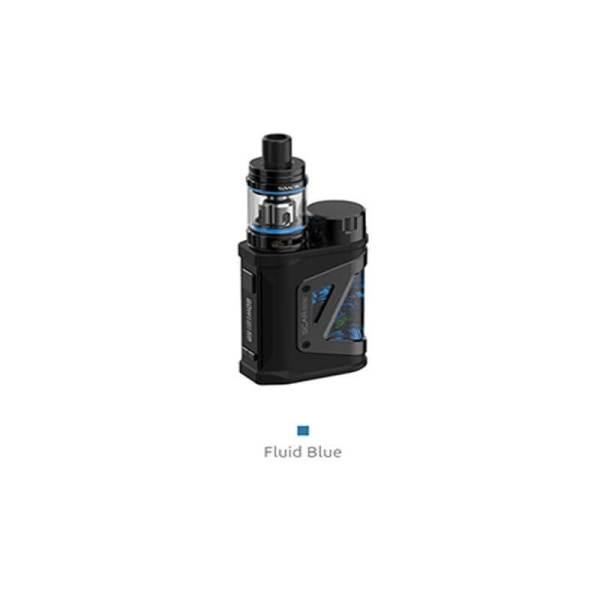 kit scar mini 80w smoktech fluid blue 1