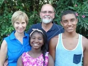 Arlene's Adopted Children