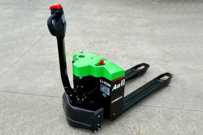 hangcha - elektrische transpallet - mini walkie - li-ion 1.5-2.0ton